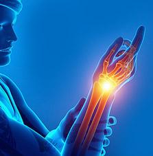 Wrist MRI scan